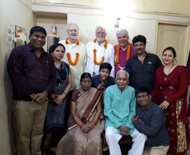 Trust and Sri Vastava family